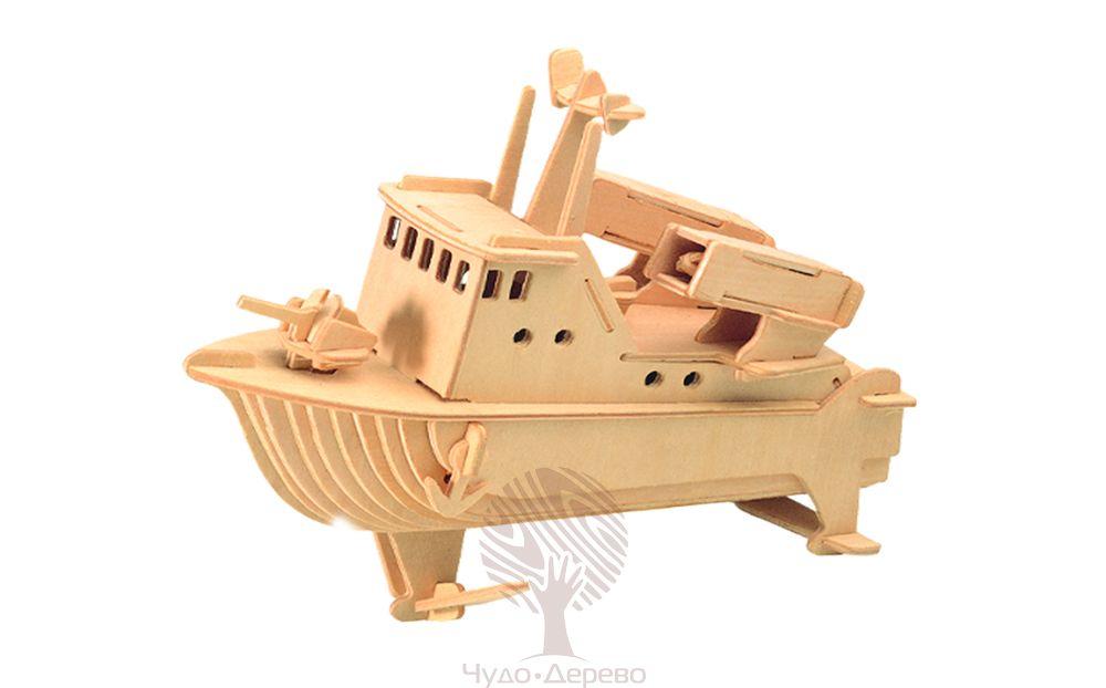 Игрушечные кораблики из дерева своими руками 55